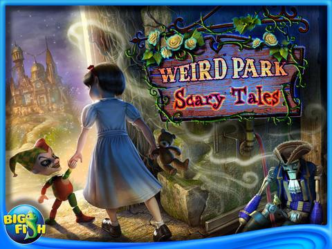 Screenshots von Geheimnisvoller Park 2: Gruselgeschichten für Android ...