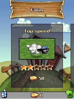 Java spiel screenshots schaf wahn der tierisch verrückte bauernhof