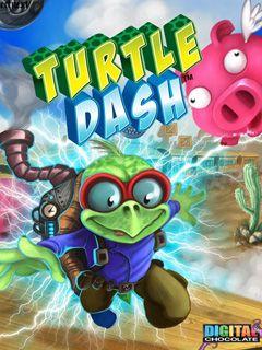 Java spiel screenshots schildkröten schlag spielszene aus