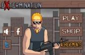 Zusätzlich zum Spiel Schützengraben 2 für iPhone, iPad oder iPod können Sie auch kostenlos eXtermination herunterladen