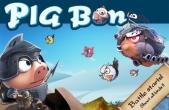 Zusätzlich zum Spiel Schützengraben 2 für iPhone, iPad oder iPod können Sie auch kostenlos Schweinchen Bon herunterladen
